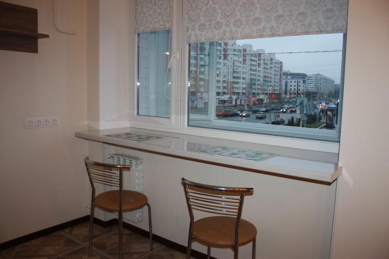 Nuestro nuevo apartamento totalmente reformado  38-A Kuybisheva str., Minsk