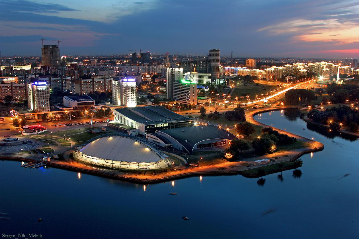 Minsk, la ciudad de tu pareja
