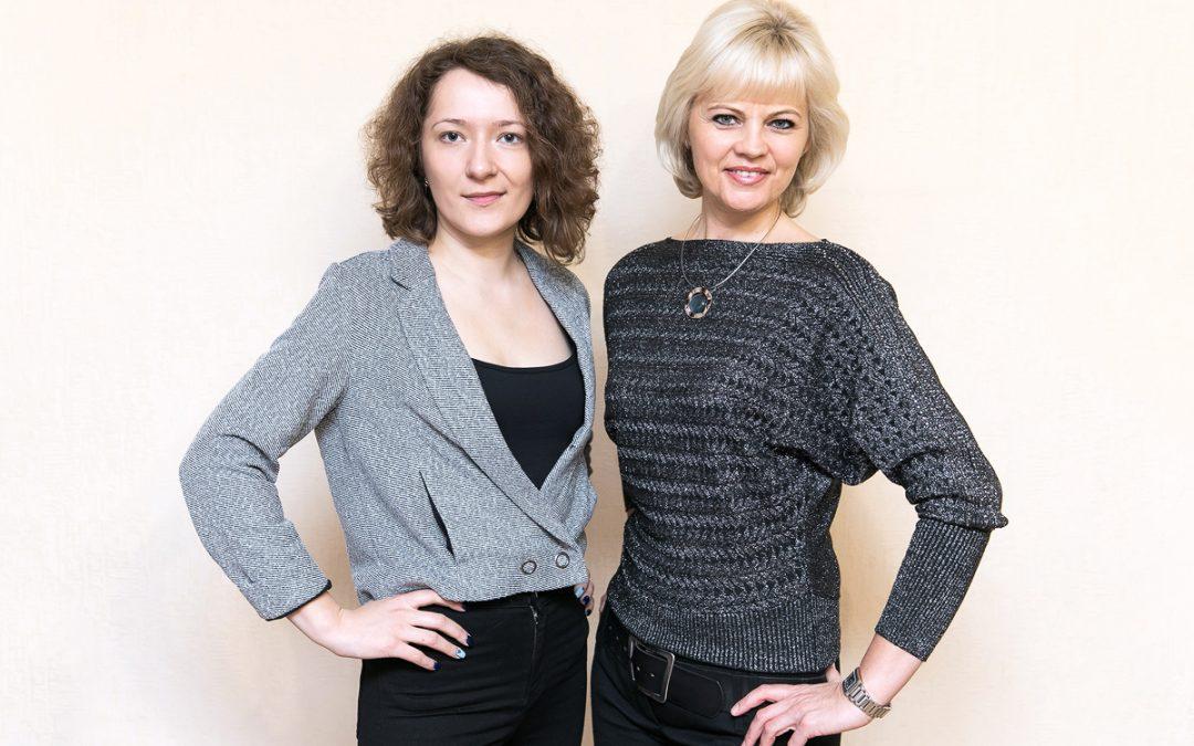 Elena Kalinchankava entrevista a Natalia, nuestra traductora/asesora en Minsk