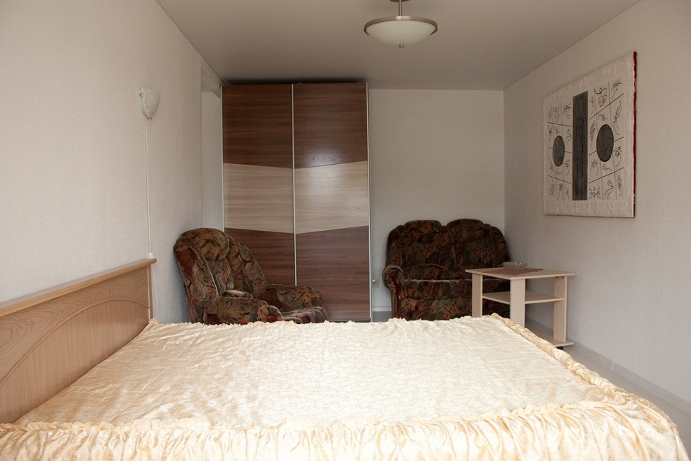 Nuestro nuevo apartamento totalmente reformado  38-B Kuybisheva str., Minsk